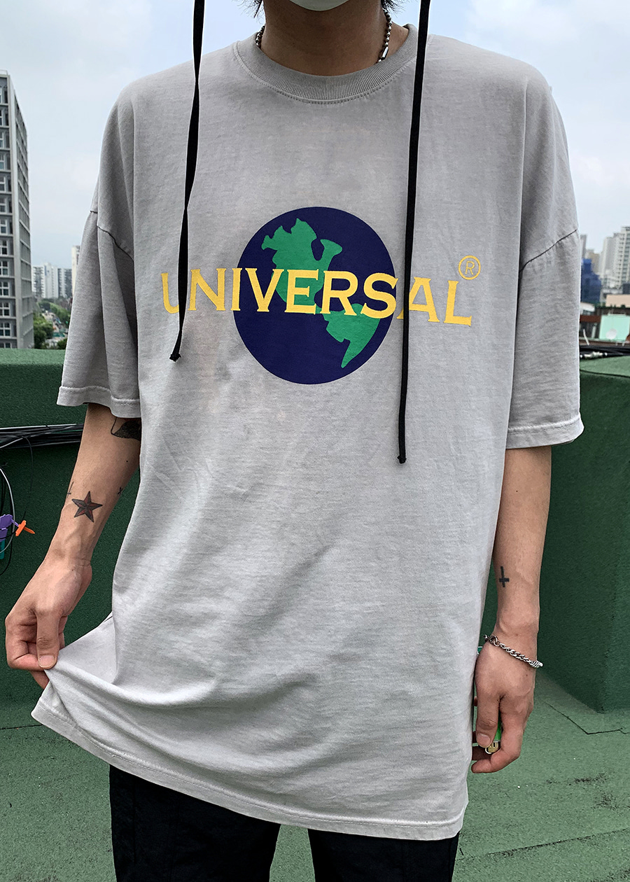 Universal dying tee(2 color)