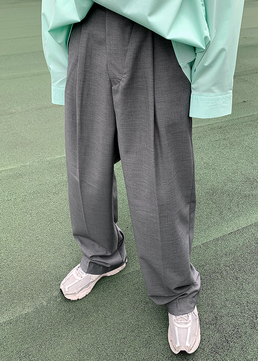 classic mini lab slacks(4 color!)