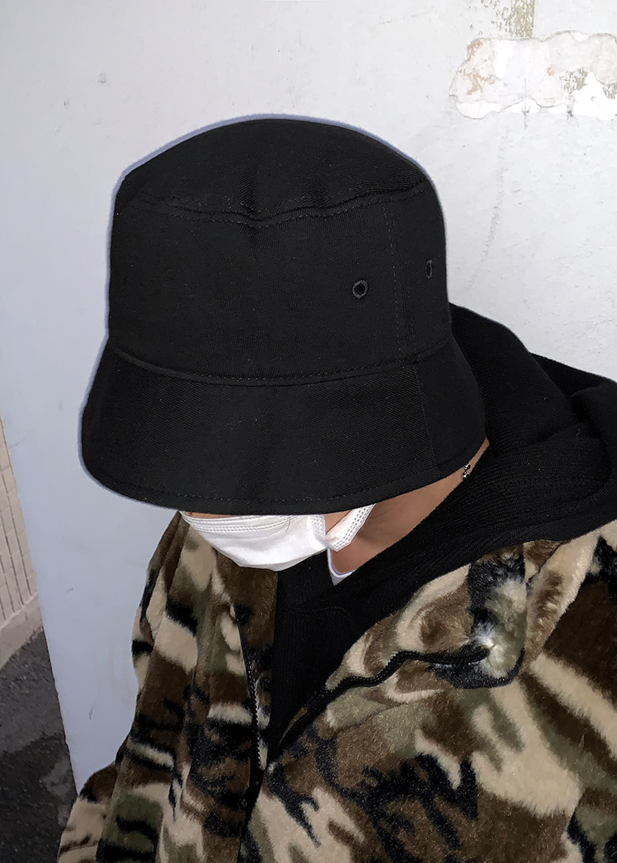 deep down bucket hat(2 color)