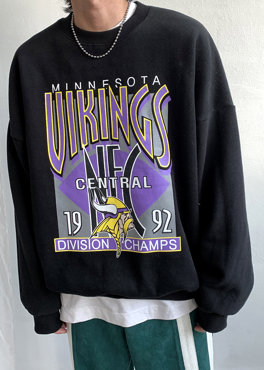 Vikings over-fit mtm(2 color)