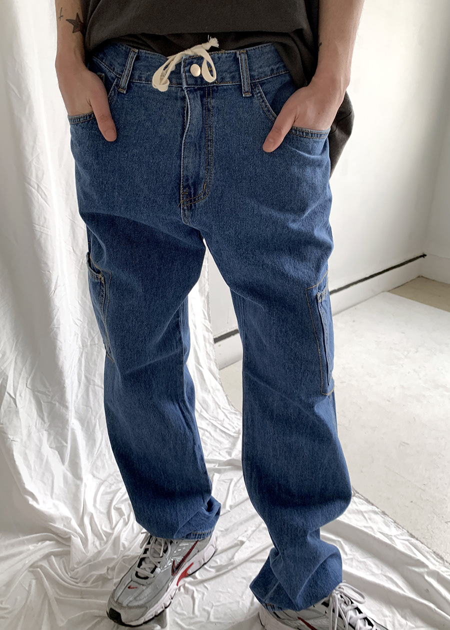 major rope denim(2 color)