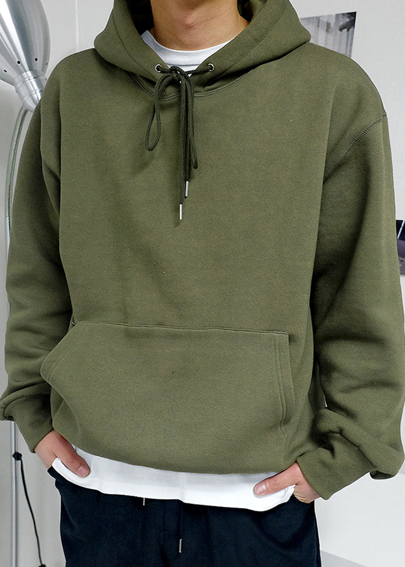 basic warm hoodie(6 color)
