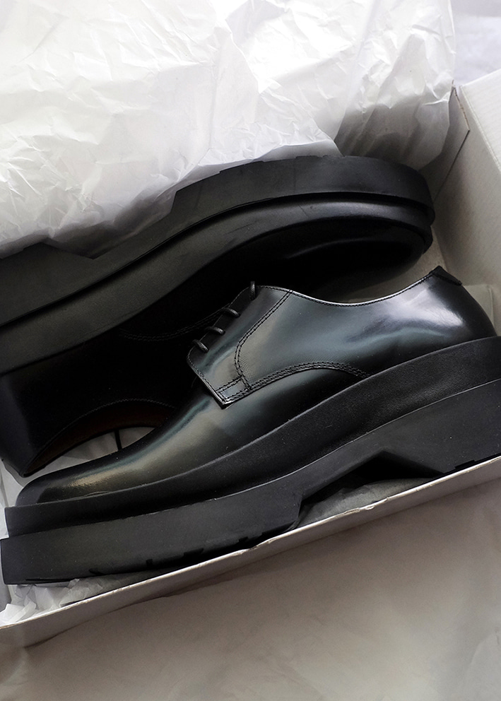 double sole derby shoes(2 type!)