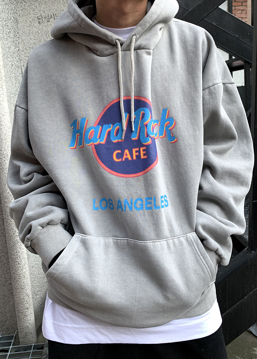 Hard Rock dying hoodie(2 color)