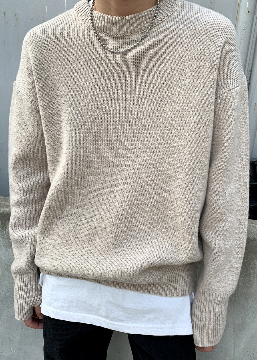 Warmer Sleeve Knit(3 color)