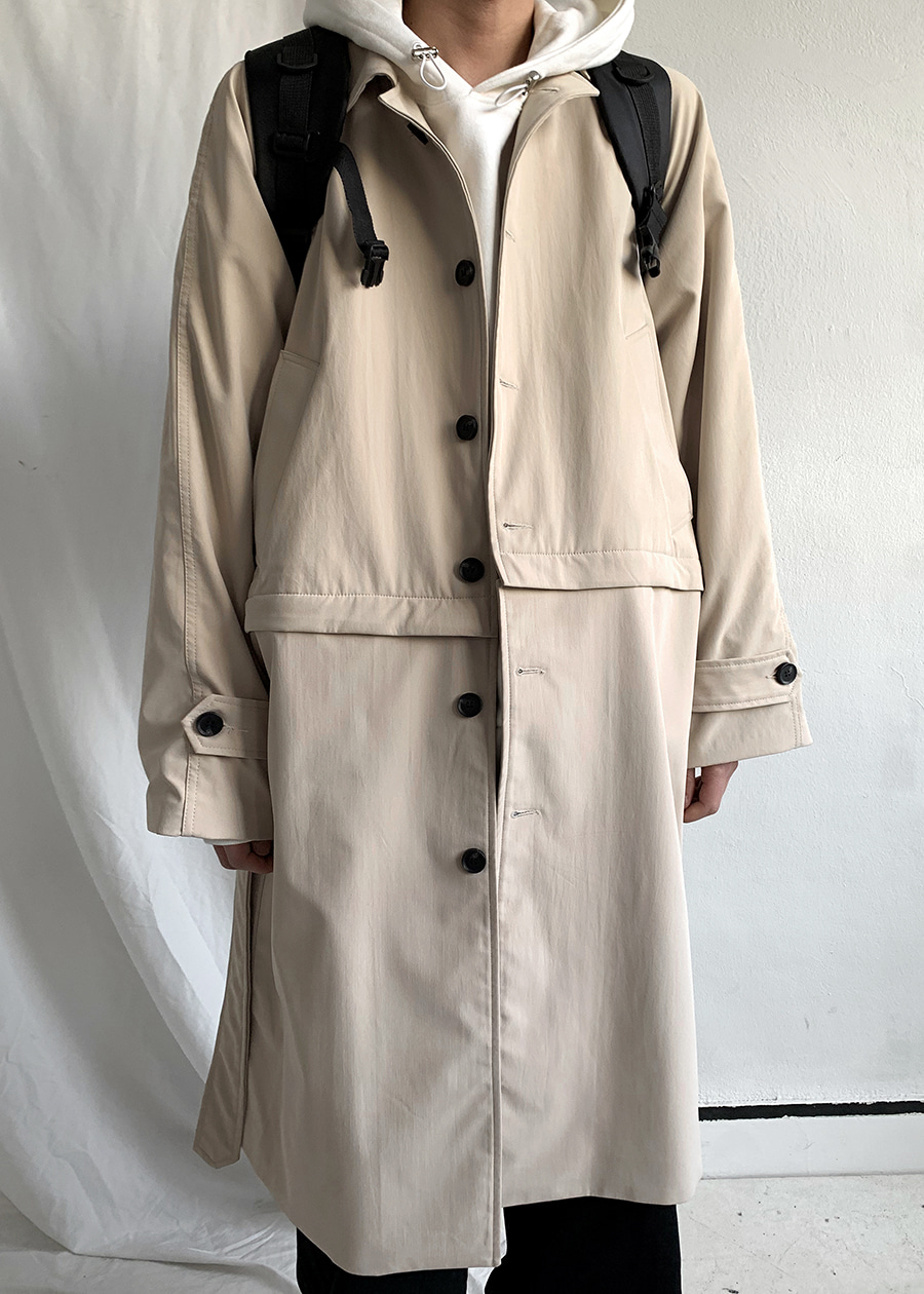 Long & Short 2-type Coat(2 color)