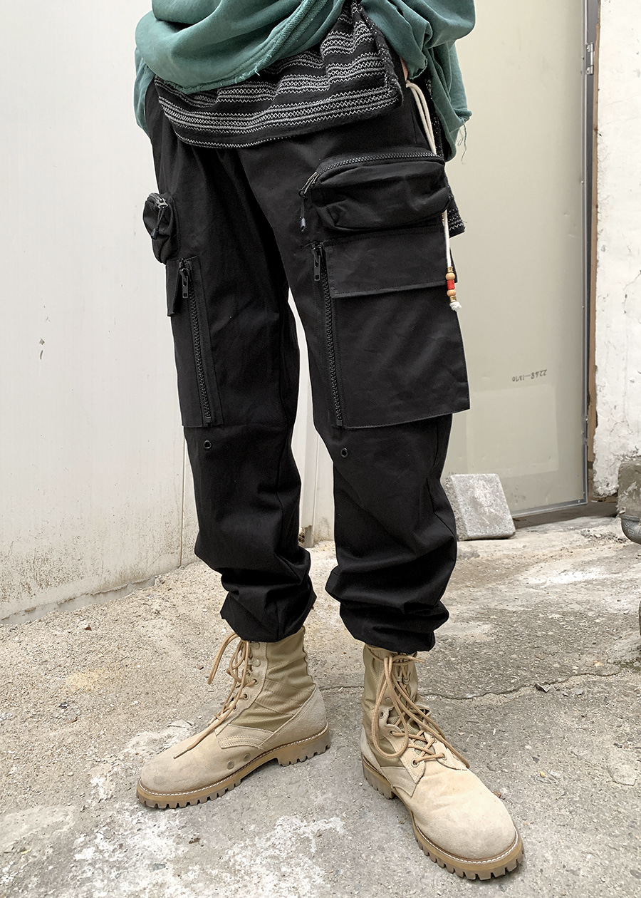 Pouch Tech Jogger Pants