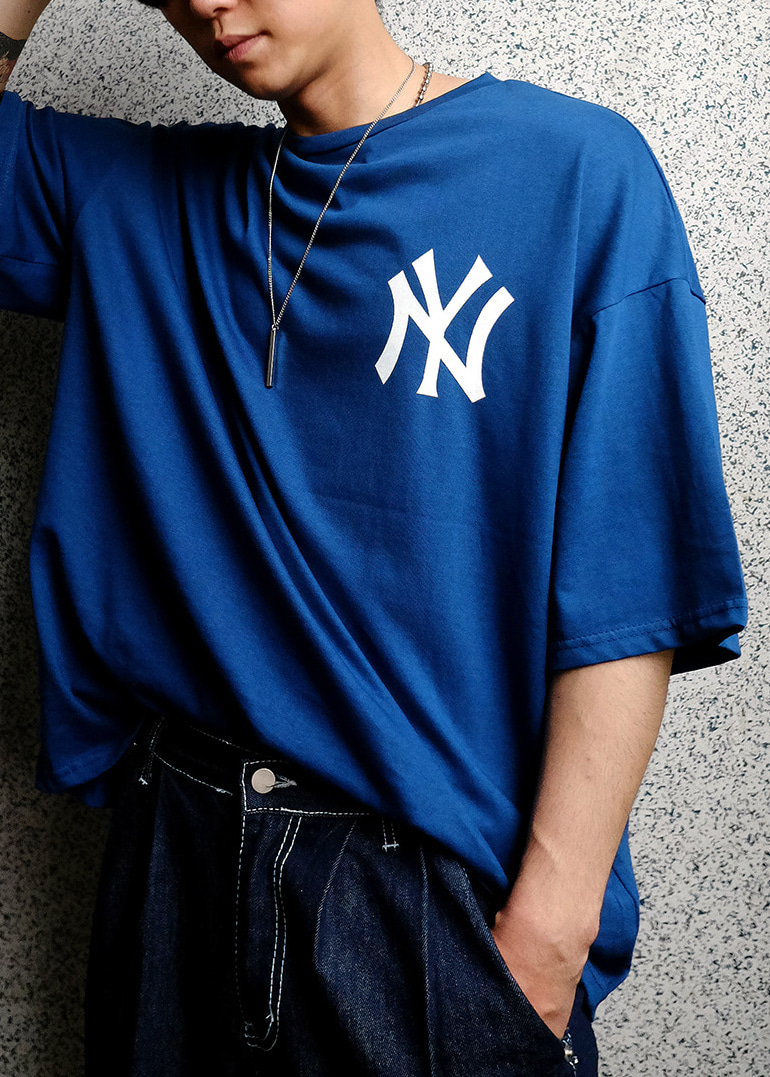 Yankees over tee(3 color)