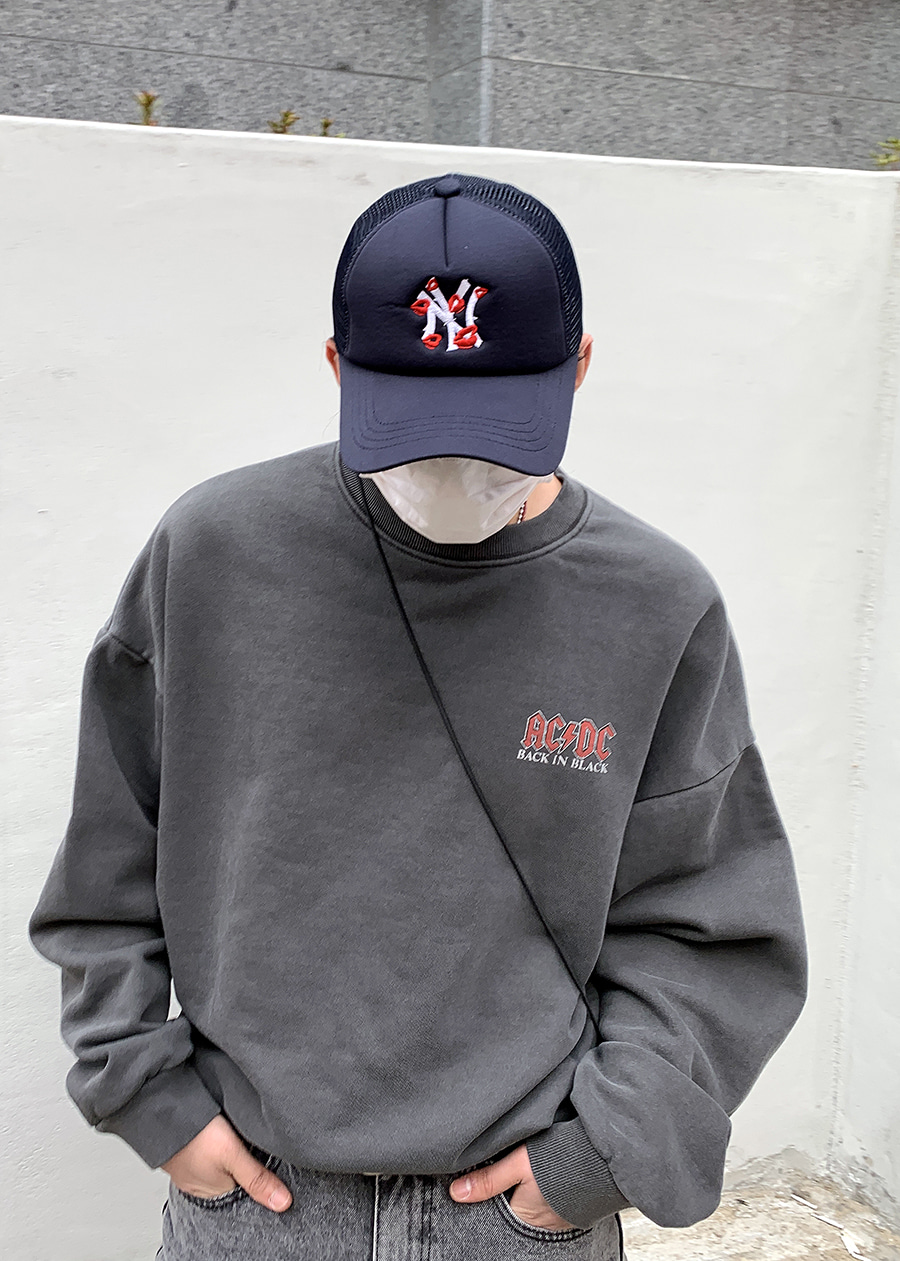 New York Mesh Cap(3 color)