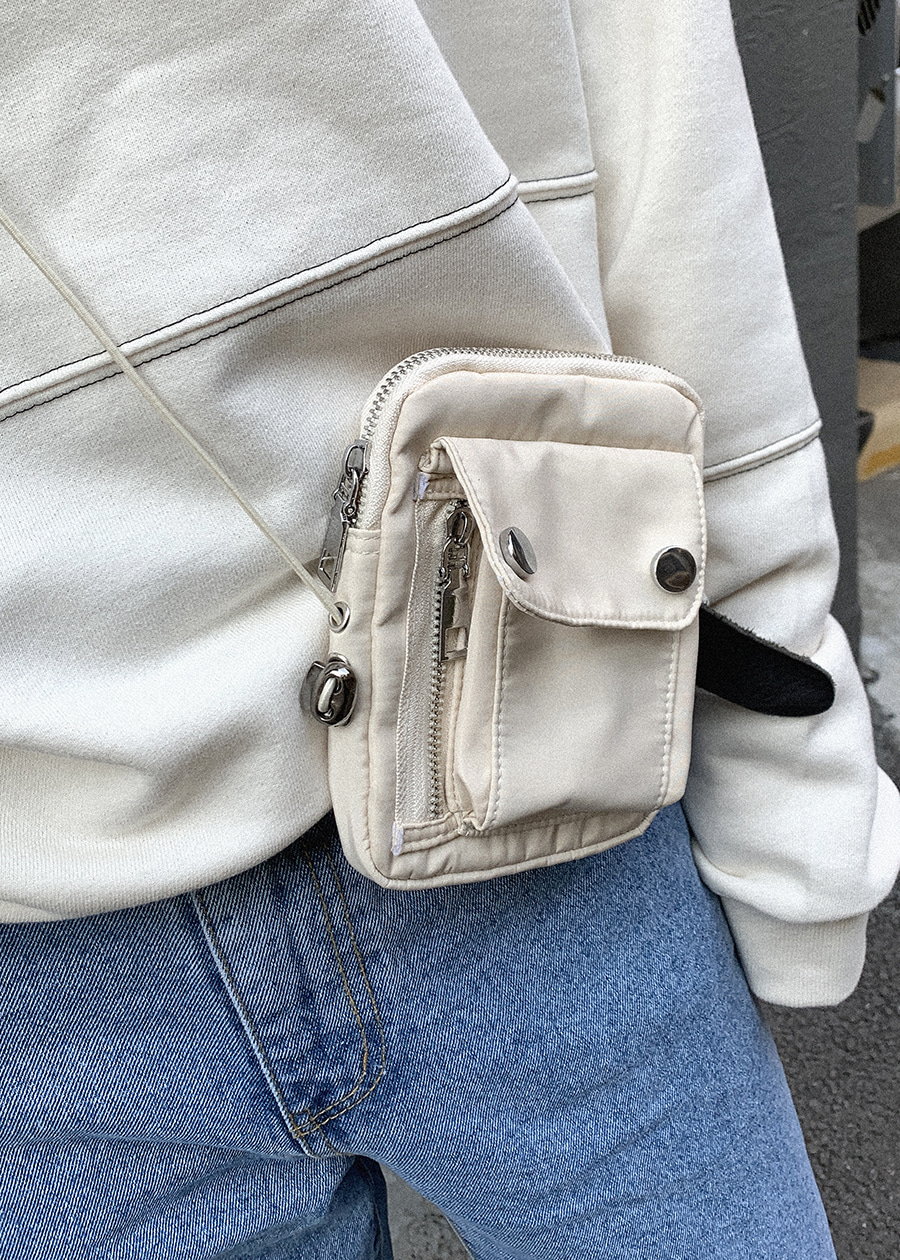 Mini Pocket Small Bag(2 color)
