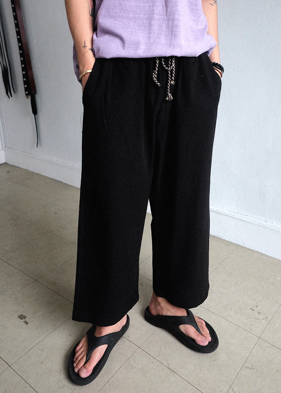 Ma String Wide Pants(3 color)