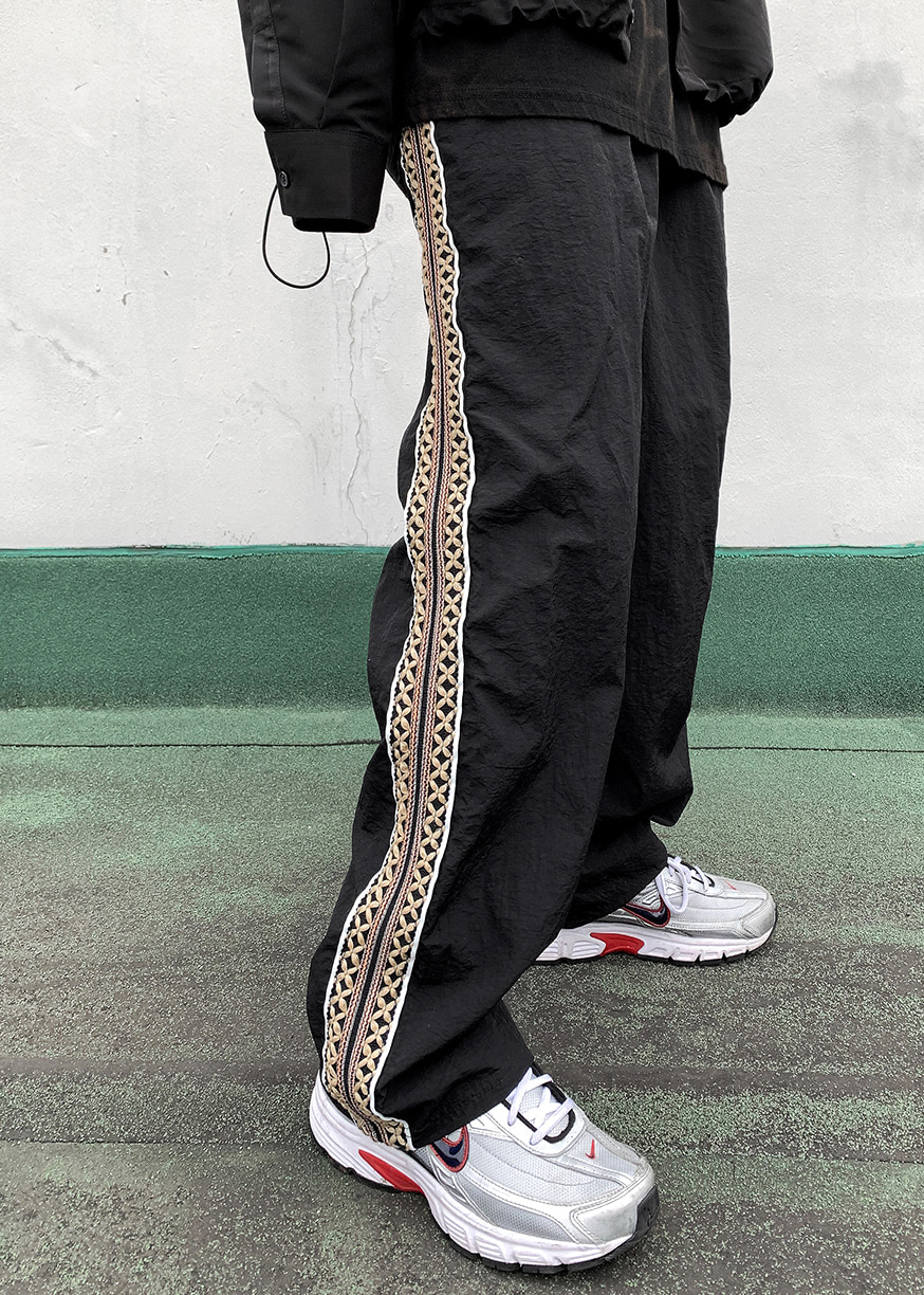 Ethnic Track Pants(2 color)