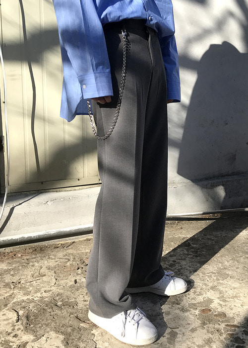 flare banding slacks(3 color)
