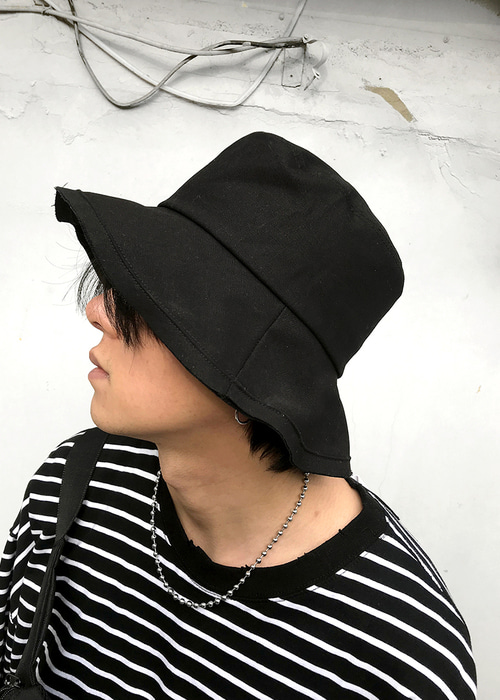 wire bucket hat(2 color)