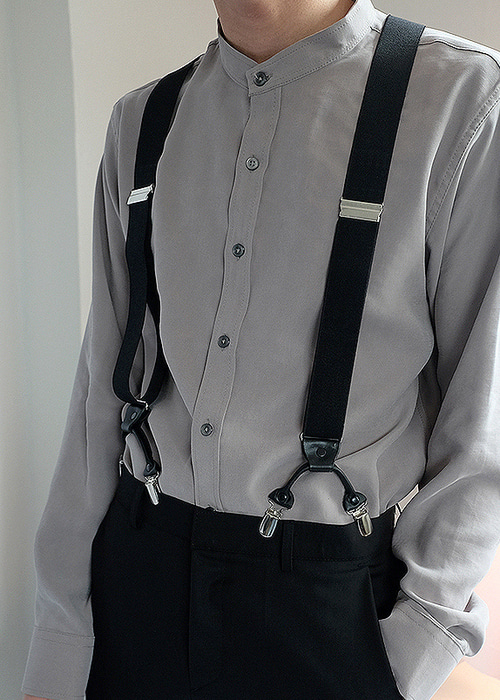 basic suspenders(4 color)