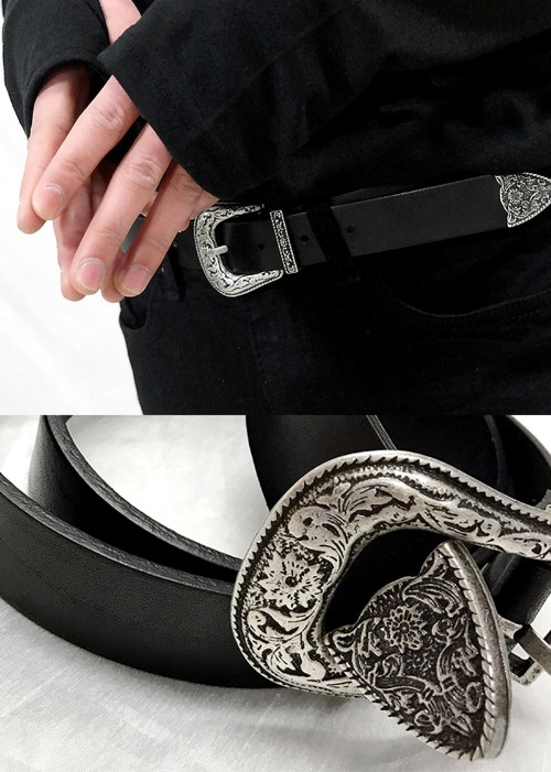 Western Single Belt(1 color)