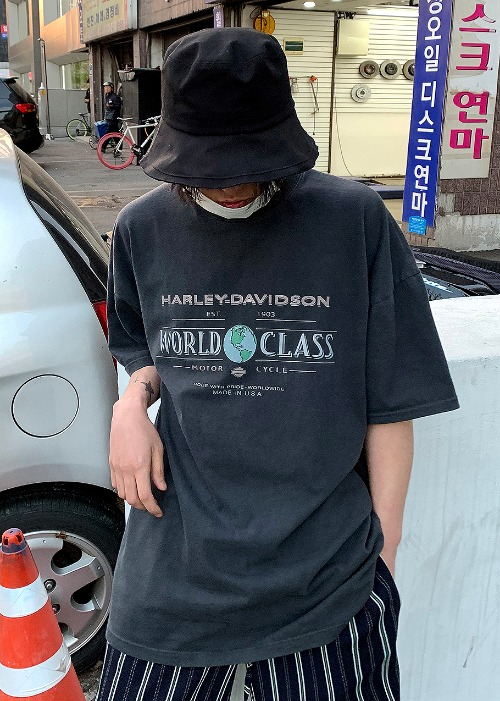 world class dying tee(2 color)