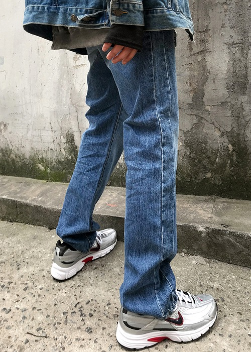 Well Made Denim Jean(1 color)