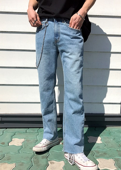 fresh cutting denim(1 color)
