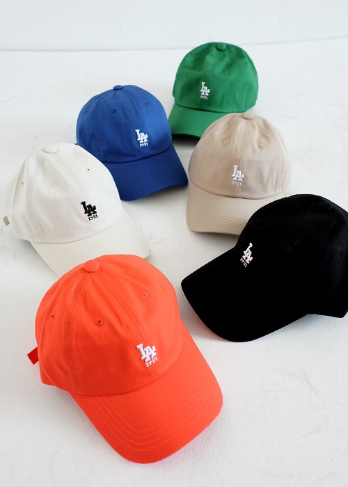 LA ball cap(6 color!)