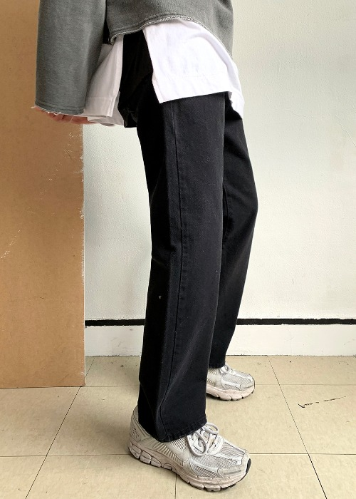 Salt Denim Pants(3 color)