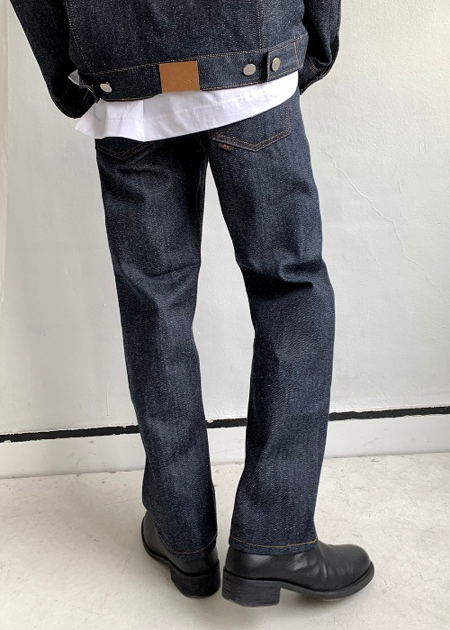 Daily Selvage Denim Pants